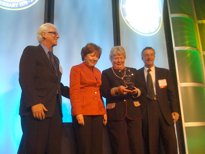 The 2008 Mendenhall award -- all we're missing is Dee Lee