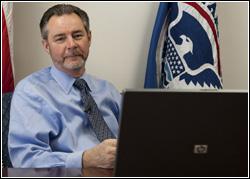 FEMA Administrator R. David Paulison