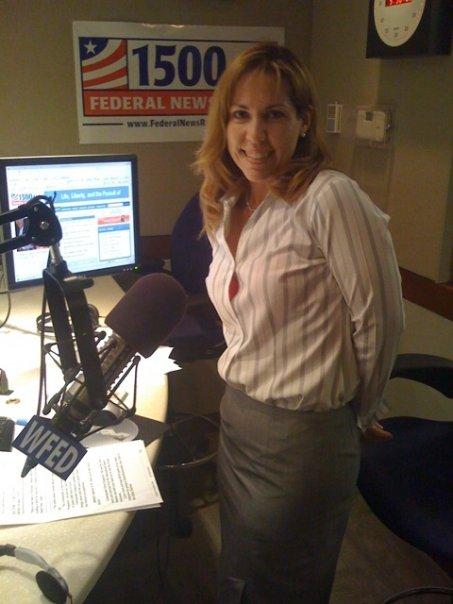 Federal News Radio 1500 AM's Amy Morris