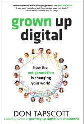 Livro do Ano (por LPalma) - Grown Up Digital