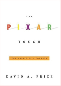 Pixar Touch book