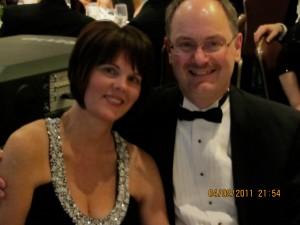VA CIO Roger Baker and his wife